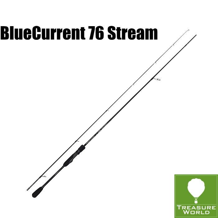 ★即納★YAMAGA Blanks (ヤマガブランクス)BlueCurrent(ブルーカレント)76 Stream(76 ストリーム)【ライトゲーム】【アジング】【メバリング】【チヌゲーム】