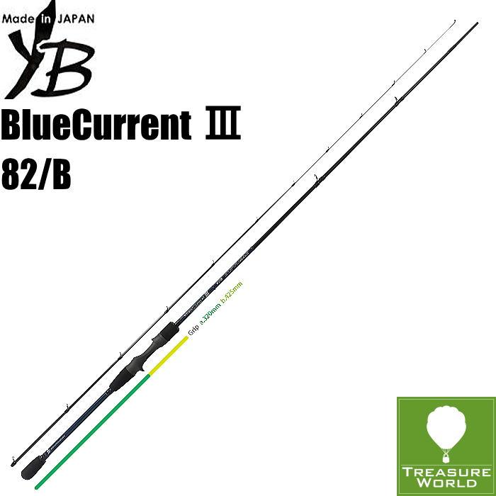 ★予約商品★●2020 Model●YAMAGA Blanks (ヤマガブランクス)BlueCurrent III(ブルーカレント 3)82/B【ライトゲーム】【アジング】【メバリング】