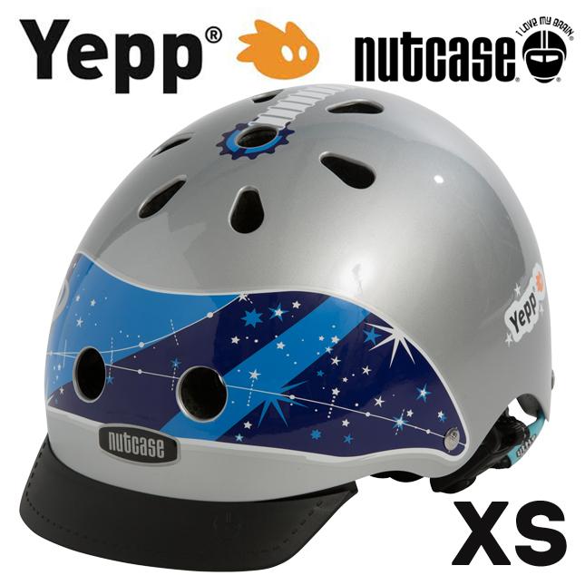 Astro 期間限定SALE中です Yepp Bike Helmet XS : 自転車 :サイズXS 子供用 スポーツ 爆買いセール スケートボード Nutcase 実物 ナットケース