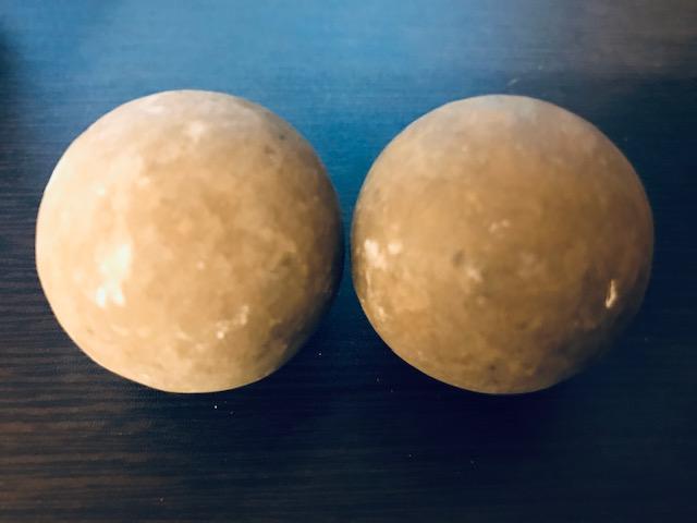 テラヘルツ波動鉱石キミオライト使用 大決算セール シリウスボール 2個入 全商品オープニング価格