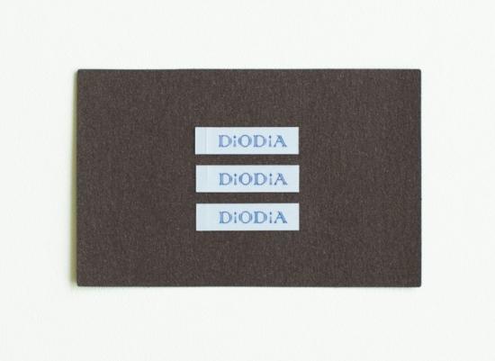 再入荷 予約販売 毎週更新 DiODiAシールmini 3枚セット