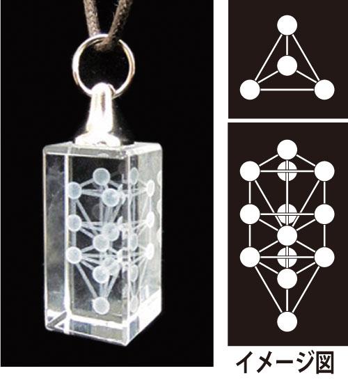 丸山修寛先生開発商品 ストアー 3Dカバラ 送料無料 パドマ ペンダント