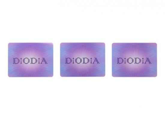 ストア 波動変換システム 大幅にプライスダウン DiODiAシール3枚セット