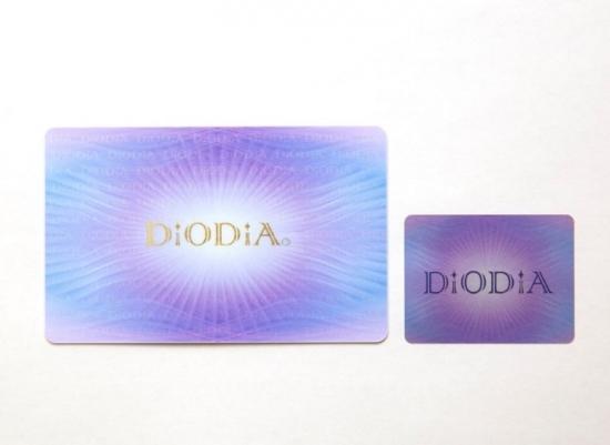 波動変換システム DiODiAカードシールセット 春の新作続々 本物
