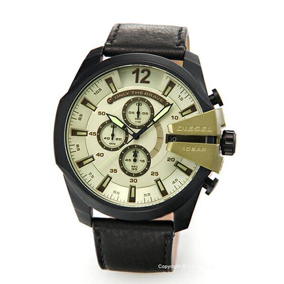 ディーゼル 時計 DIESEL メンズ 腕時計 Mega Chief Chronograph DZ4495 【あす楽】