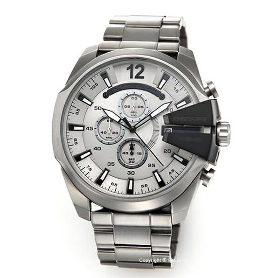 ディーゼル 時計 DIESEL メンズ 腕時計 Mega Chief Chronograph DZ4501 【あす楽】