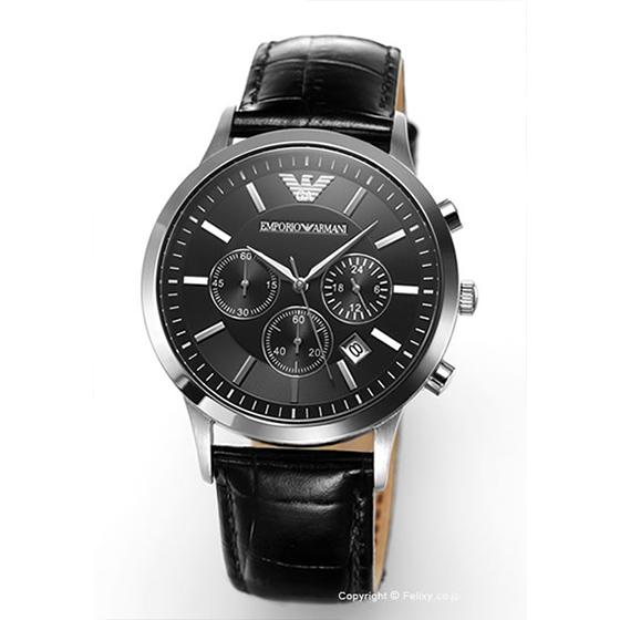 エンポリオアルマーニ 時計 メンズ EMPORIO ARMANI 腕時計 AR2447