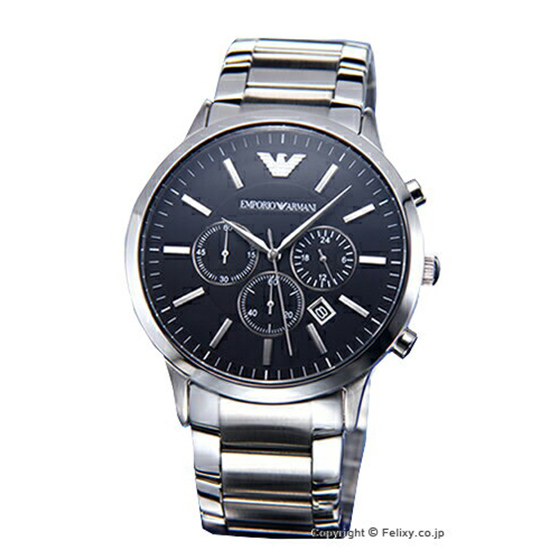 エンポリオアルマーニ 時計 メンズ EMPORIO ARMANI 腕時計 Sportivo Chronograph AR2460