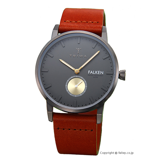 トリワ 腕時計 TRIWA Walter Falken Brown Classic (ウォルター ファルケン ブラウンクラシック) FAST102-CL010213