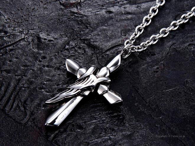 Trend watch rakuten global market police necklaces police police necklaces police 25567pss1 crow stainless steel mens cross necklaces pendants aloadofball Images