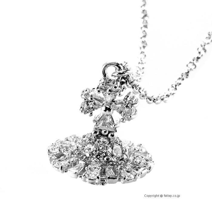 ヴィヴィアンウエストウッド Vivienne Westwood ネックレス ペンダント Irina Small Orb Pendant BP1531/1 【あす楽】