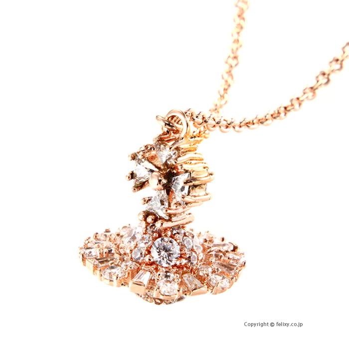 ヴィヴィアンウエストウッド Vivienne Westwood ネックレス ペンダント Irina Small Orb Pendant BP1531/2