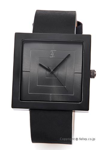 アライブ アスレティックス ALIVE ATHLETICS 腕時計 THE VAULT Black/Black
