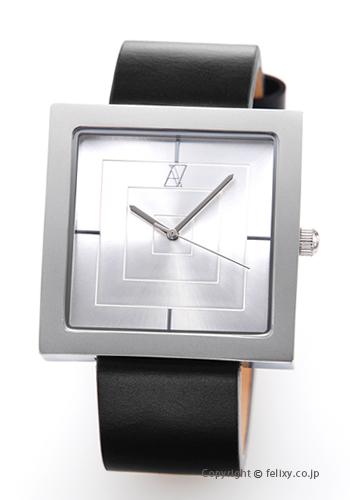 アライブ アスレティックス ALIVE ATHLETICS 腕時計 THE VAULT Silver/Black 【アライブアスレティックス】【あす楽】