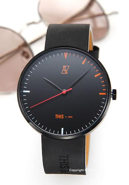 アライブ 腕時計 ALIVE × THIS by INARI