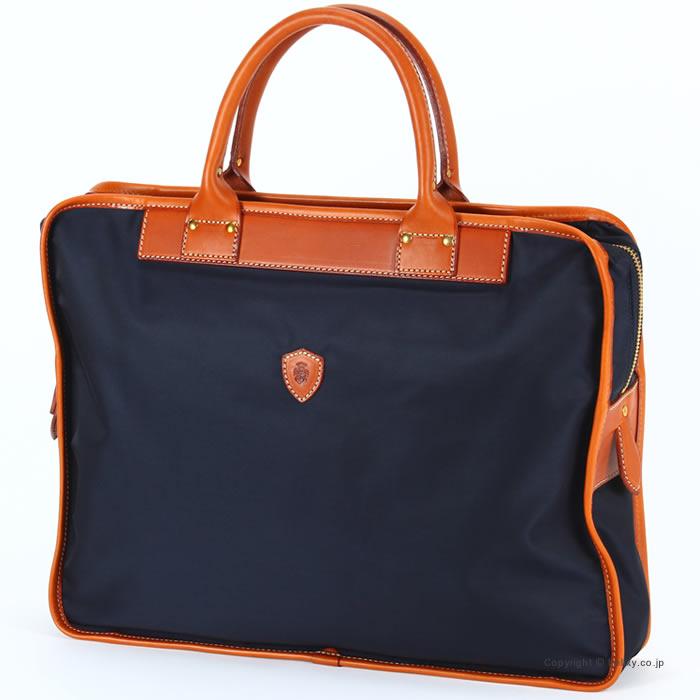 フェリージ ビジネスバッグ 10/105-DS-0045 Felisi ビジネスバッグ ブリーフケース ネイビー/ブラウン【フェリージ バッグ】