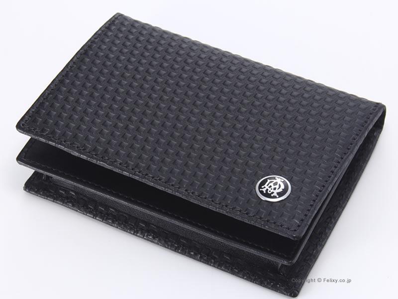 ダンヒル 名刺入れ/カードケース dunhill L2V347A Micro D-Eight マイクロ ディーエイト