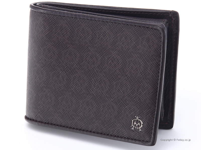 ダンヒル 財布 L2N732B dunhill 小銭入れ付二つ折り財布 WINDSOR ウィンザー【ダンヒル 財布】