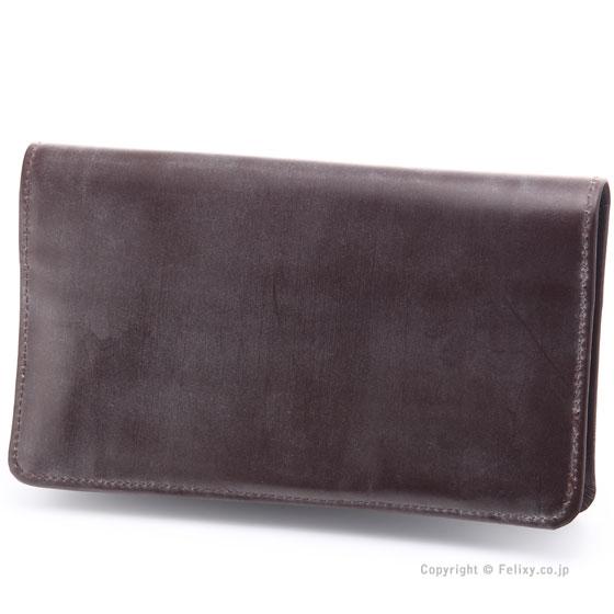 グレンロイヤル 長財布 GLENROYAL 03-2474 HAVANA 小銭入れなし レザー財布