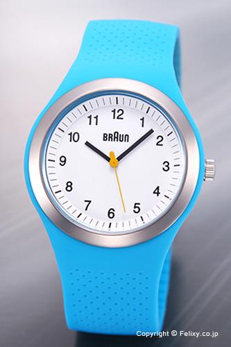 ブラウン 腕時計 BRAUN BNH0111シリーズ ホワイト メンズ BN0111WHBLG 【ブラウン 時計】