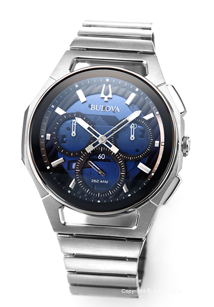ブローバ 時計 BULOVA メンズ 腕時計 Curv 96A205