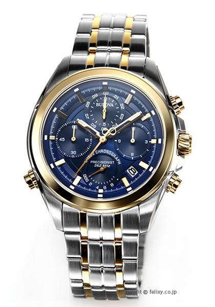 ブローバ 時計 BULOVA メンズ 腕時計 Precisionist 98B276