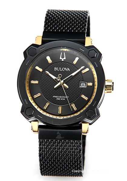 ブローバ 時計 BULOVA メンズ 腕時計 Special Grammy Edition Precisionist 98B303
