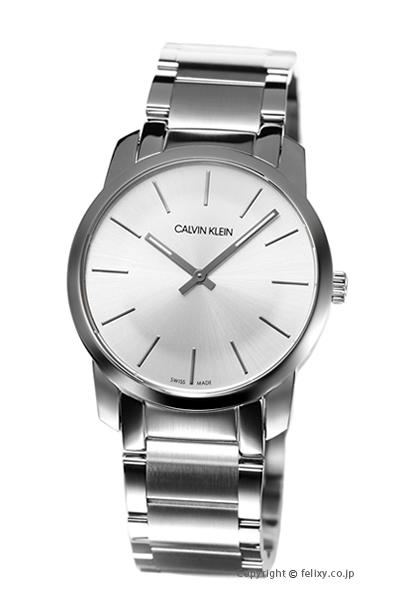 カルバンクライン 時計 Calvin Klein 腕時計 Ck City ミディアムサイズ K2G22146 【あす楽】