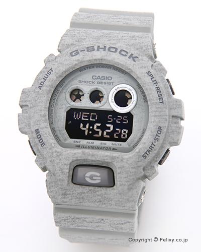 カシオ 腕時計 G-SHOCK (ジーショック) GD-X6900HT-8 (海外モデル) 【あす楽】