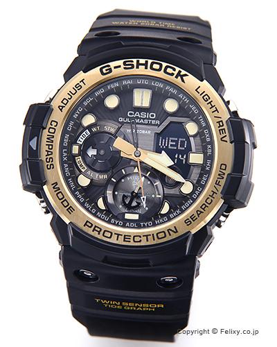 カシオ 腕時計 G-SHOCK (ジーショック) GN-1000GB-1A (海外モデル) 【あす楽】