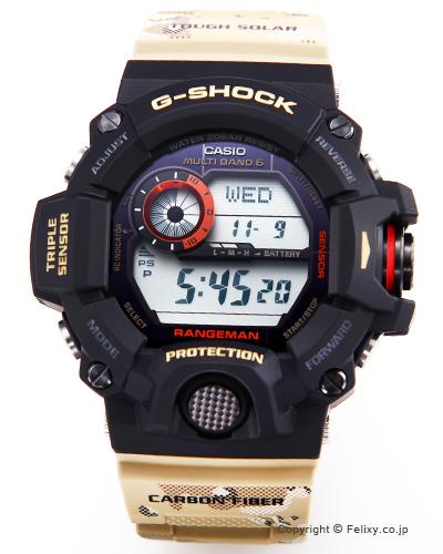 カシオ 腕時計 G-SHOCK (ジーショック) GW-9400DCJ-1 電波ソーラー (海外モデル) 【あす楽】