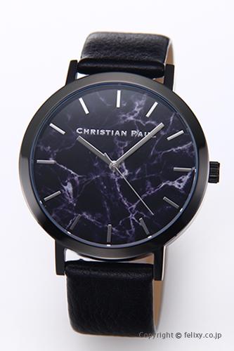 CHRISTIAN PAUL クリスチャンポール 腕時計 Marble Collection (マーブルコレクション) The Strand (ストランド) MR-01