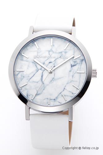 クリスチャンポール CHRISTIAN PAUL 腕時計 Marble Collection (マーブルコレクション) Hayman (ヘイマン) MR-08