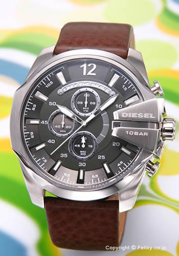 ディーゼル 時計 DIESEL 腕時計 メンズ Mega Chief DZ4290 【あす楽】