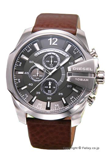 ディーゼル 時計 メンズ DIESEL 腕時計 Mega Chief DZ4290