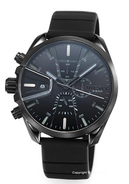 ディーゼル 時計 DIESEL メンズ 腕時計 MS9 CHRONO DZ4507 【あす楽】