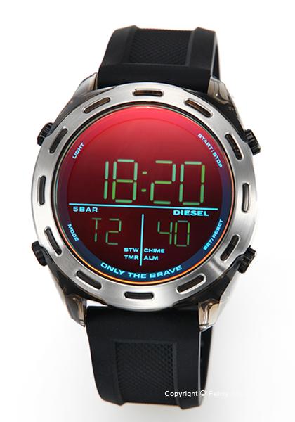 ディーゼル 時計 DIESEL メンズ 腕時計 CRUSHER DZ1893 【あす楽】
