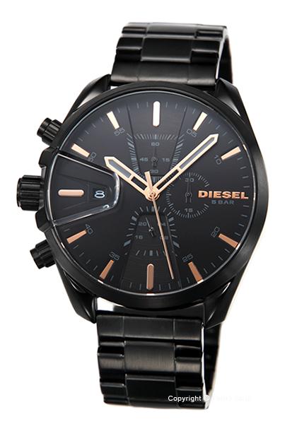 ディーゼル 時計 DIESEL メンズ 腕時計 MS9 CHRONO DZ4524 【あす楽】