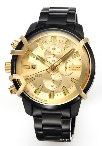 ディーゼル 時計 DIESEL メンズ 腕時計 Griffed DZ4525 【あす楽】