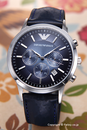 エンポリオアルマーニ EMPORIO ARMANI 腕時計 Classic AR2473