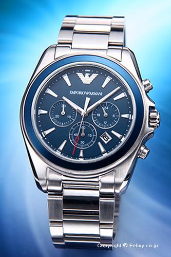 エンポリオアルマーニ 時計 メンズ EMPORIO ARMANI 腕時計 Sportivo Sigma AR6091 【あす楽】