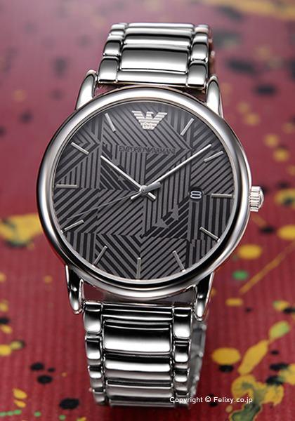 エンポリオアルマーニ EMPORIO ARMANI 腕時計 Luigi AR11134