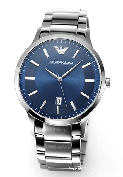 エンポリオアルマーニ 腕時計 メンズ EMPORIO ARMANI Classic Collection AR2477