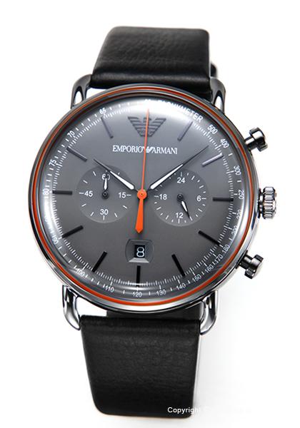 エンポリオアルマーニ 時計 メンズ EMPORIO ARMANI 腕時計 Aviator AR11168 【あす楽】