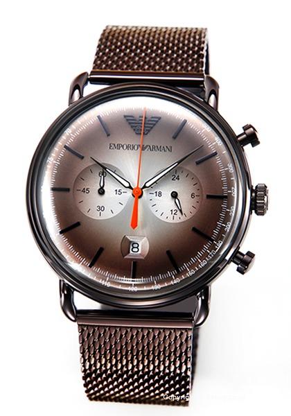 エンポリオアルマーニ 時計 メンズ EMPORIO ARMANI 腕時計 Aviator AR11169 【あす楽】