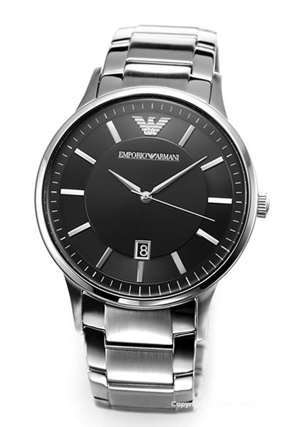 エンポリオアルマーニ 時計 EMPORIO ARMANI メンズ 腕時計 Renato AR11181