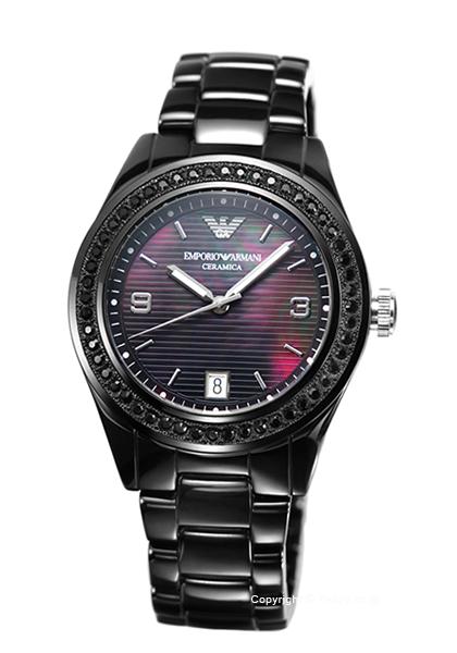 エンポリオアルマーニ 時計 EMPORIO ARMANI 腕時計 Ceramica AR1423