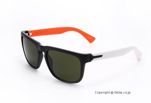 エレクトリック ELECTRIC サングラス Knoxville (ノックスビル) Orange Brast-M.Grey EE09054220 【あす楽】