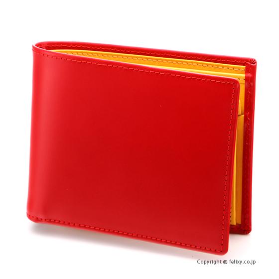 品質満点! エッティンガー ETTINGER メンズ財布 メンズ財布 小銭入れ付き二つ折り ETTINGER BH141JR RED RED, フィットネス&サプリメントのMW:542c466a --- canoncity.azurewebsites.net
