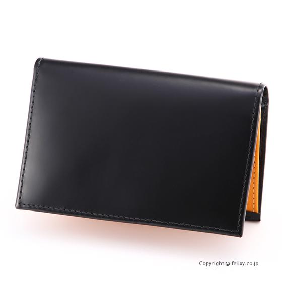 ラッピング無料 送料無料 お求めやすく価格改定 エッティンガー 期間限定お試し価格 カードケース BH143JR 名刺入れ ETTINGER BLACK